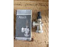 Altech automatic bypass valve