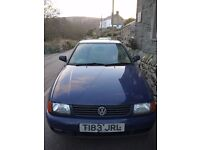 VW Polo Estate 88k miles - Needs new starter motor