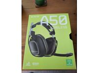 Astro A50 Headset for Xbox One & PS4