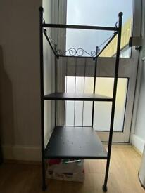 IKEA shelf .