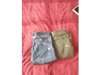 Size 8 freddy wrp up jeans