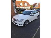 Mercedes c200 automatic AMG not BMW