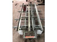 Bri stor Easi Load Twin Ladder Roof Rack to fit Vauxhall Vivaro, Renault Trafic or Nissan Primastar