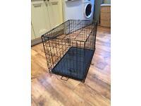 Dog cage for small/medium sized dog
