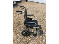 Karma premium KM2500 ultra light wheelchair