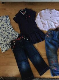 "Girls ""next"" clothes ages 3/4 & 4/5 yrs"
