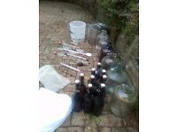 Beer Brewing Kit - Comprehensive assortment of stuff!