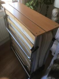 Fold out bed (Jay-Be)