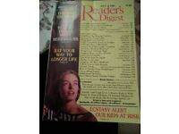 1990's Reader's Digest back issue.