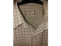Thomas Burberry long sleeve shirt xxl