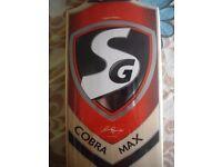 SG Cobra Max - NEW Cricket Bat