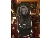 Baby jogger city select double pushchair with extras. Immaculate