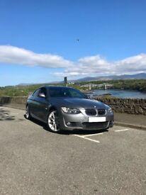 BMW 330d highline m sport coupe