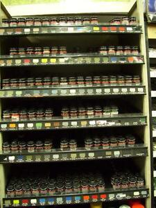 HOBBY AND CRAFT PAINTS