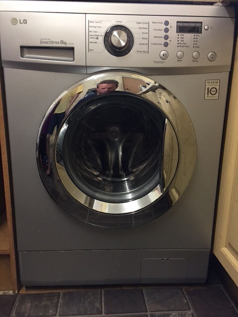 lg direct drive 8kg washing machine in sheffield south yorkshire gumtree. Black Bedroom Furniture Sets. Home Design Ideas