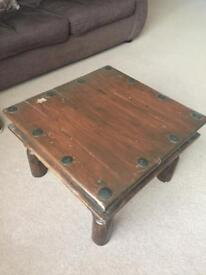 **WOODEN TABLE**
