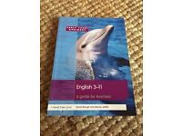 PGCE primary teachers book ENGLISH guide for teachers
