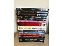 BULK DVD'S - BOX SETS - MOVIES - 13 BOX SETS - 24 MOVIES