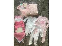 Baby Clothes age 0-3 months