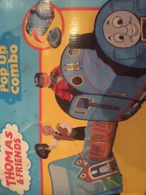 Thomas the Tank Engine set of play tents.