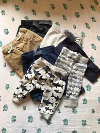 Boys large bundle 0-3 months