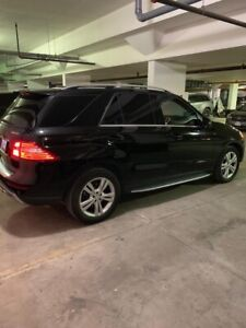 2013 Mercedes ML350 Bluetech
