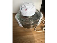 'Your kitchen' 12 litre halogen oven, only used once