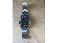 """Orient """"Submariner"""" Black Automatic Diver Watch ER00 (2ER) Extremely Rare!!!"""
