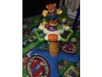 Vtech Sit to Stand Dance & Play Tower with Music & Lights