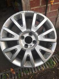 """Renault Clio 16"""" Canesta alloy wheel"""