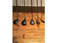 Golf Clubs ( Tech Flite, Howson and Acclaim etc)