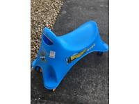 Whirlee Ride On ~ Outdoor or Indoor Toy