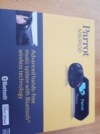PARROT MKi9100 ADVANCED HANDS-FREE MUSIC SYSTEM BRAND NEW