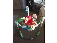 Fisher Price Baby Rainforest Jumperoo