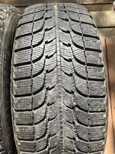 2 - Michelin X-Ice Winter Tires -  225/60 R16