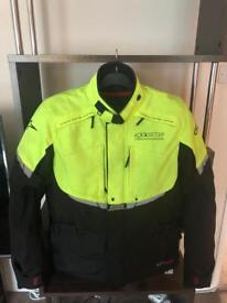 Alpinestar motorbike jacket/boots/trousers