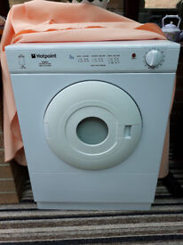 Hotpoint V3D01 Small Tumble Dryer