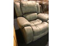 New recliner armchair