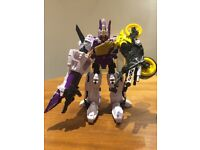 Power Rangers Dino Super Charge - Plesio Charge Megazord Action Figure