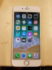 Apple iPhone 6 64gb Vodafone Silver