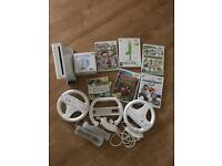Nintendo Wii Nearly New! Plus Wii fit board! Great price!