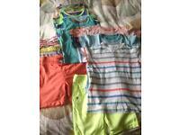 Bright summer boys bundle age 2-3 year