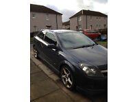 Vauxhall Astra 1.8 SRI midnight grey 125000