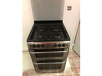 Gas Hob, Double gas oven and Grill