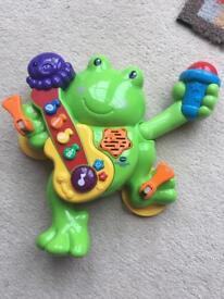 VTech Baby Bathtime Singing Froggy