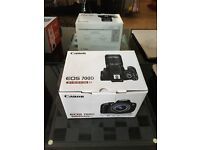 BAND NEW IN BOX CANON EOS 700D REBEL T5i KIT (R.R.P £599)