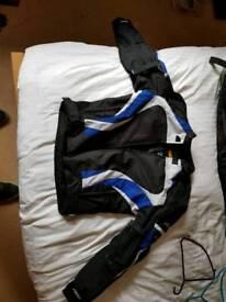 RST motorbike jacket & trousers