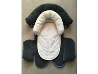 Head supports for baby from birth