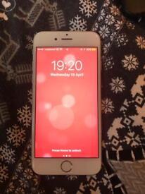 iPhone 6s 64gb Vodafone silver