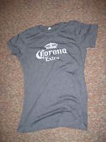 Brand New Corona Beer T-Shirts Assorted Sizes All One Colour